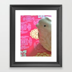 Tweet Framed Art Print