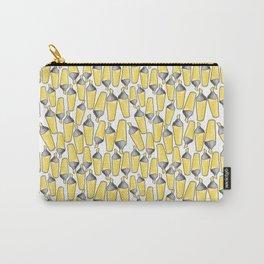doodle felt pen pattern Carry-All Pouch