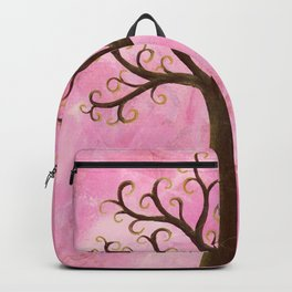 Victorian Tree Backpack