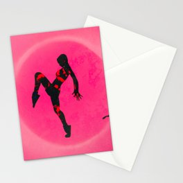 Dance Dance Dance Stationery Cards
