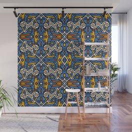 Tribal Patterns Wall Mural