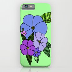 F L O R E S iPhone 6s Slim Case