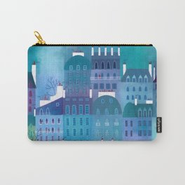 Paris Blues Carry-All Pouch