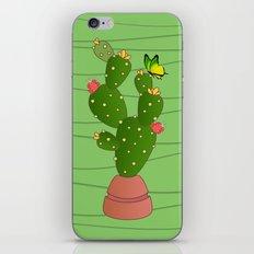 cactus  summer  iPhone & iPod Skin