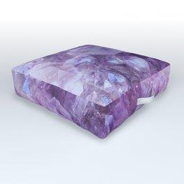 Crystal Gemstone Outdoor Floor Cushion