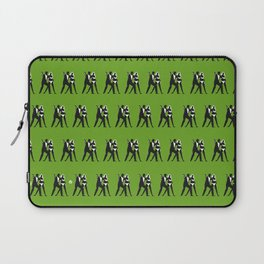 Green Dr No Laptop Sleeve