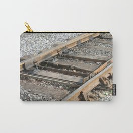 Train Track Carry-All Pouch