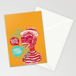 Roots Samba Stationery Cards