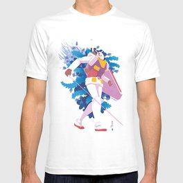 Amuro Ray's RX-78-2 Gundam T-shirt