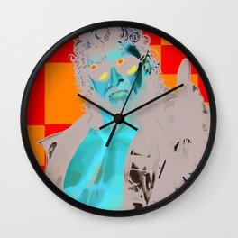 Kenny Omega Portrait Wall Clock