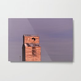 Comanche Sunset Metal Print