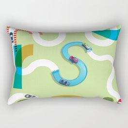 C A R S Rectangular Pillow
