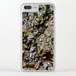 Do You Lichen This? Clear iPhone Case