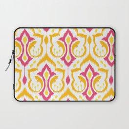 Ikat Damask - Berry Brights Laptop Sleeve