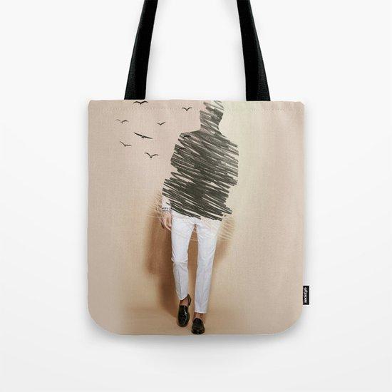 vanish Tote Bag