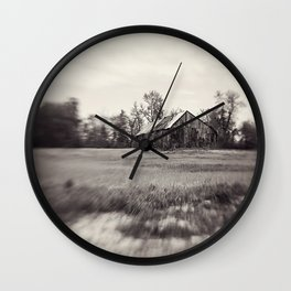 BLACK & WHITE 102 Wall Clock