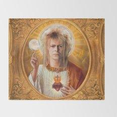 Jareth is my Jesus Throw Blanket