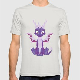 Spyro the dragon Lowpoly T-shirt