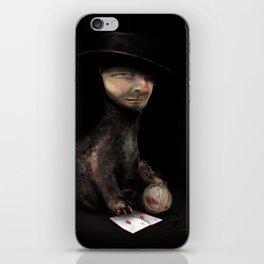 Charles the cat iPhone Skin