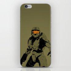 Master Chief Redux iPhone & iPod Skin