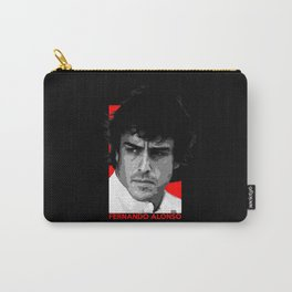 Formula One - Fernando Alonso Carry-All Pouch