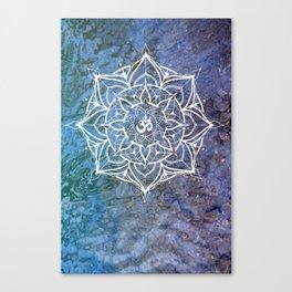 OM Canvas Print