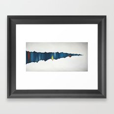 Reveal - 4 Framed Art Print