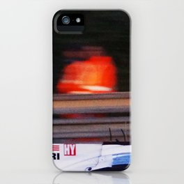le mans marshal iPhone Case
