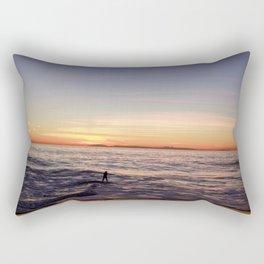 Crimson Express Rectangular Pillow