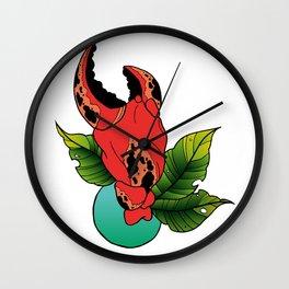 Pince-moi, je rêve Wall Clock