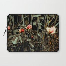 Where A Rose Grows Laptop Sleeve