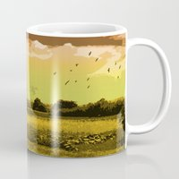 wildlife Mugs featuring Wildlife by Sergio Silva Santos
