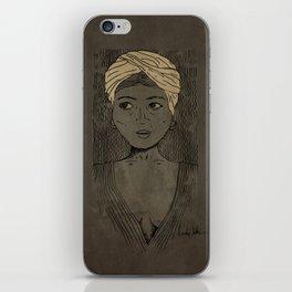 lady like iPhone Skin