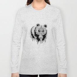 Choked Panda Long Sleeve T-shirt