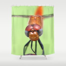 Bugging Out Shower Curtain