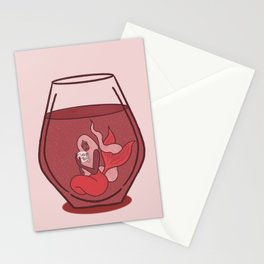 Love Drunk Stationery Cards