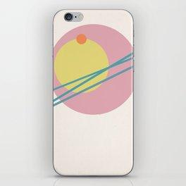 Juxtapose II iPhone Skin
