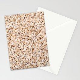 Porridge oats Stationery Cards