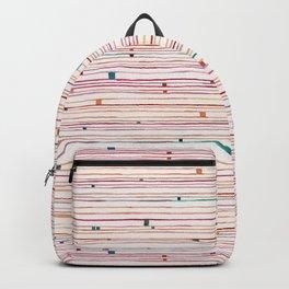 September Pattern Backpack