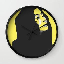 Yoko Ono - Pop Style Wall Clock