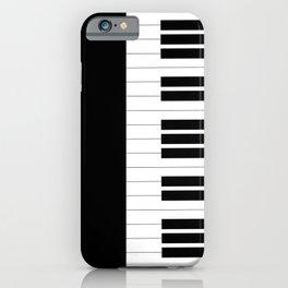Piano Keys iPhone Case