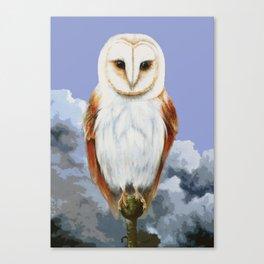 vigilant Canvas Print