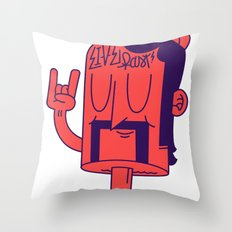 Live Fast! Throw Pillow