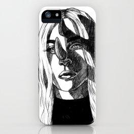 g a g a iPhone Case