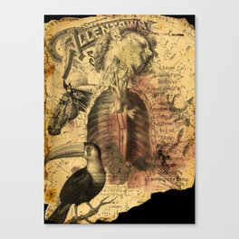 Allentown Canvas Print