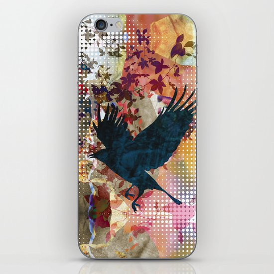 It's time to land.. iPhone & iPod Skin