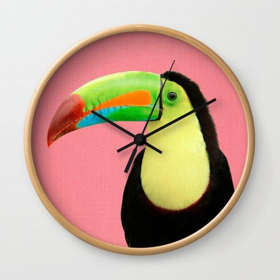 Toucan Bird - Pink by galdesign