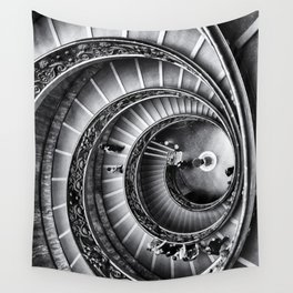 Vatican Staircase Wall Tapestry