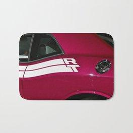 Fuchsia Panther Pink Challenger RT Bath Mat