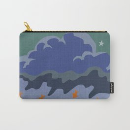 Stars and Fish Carry-All Pouch